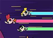 Superdormilonas Chicas superpoderosas juego