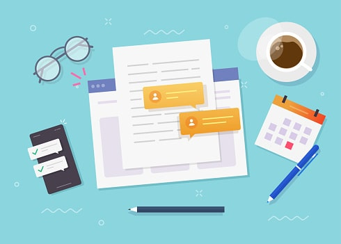 Become a Copywriter - online business ideas