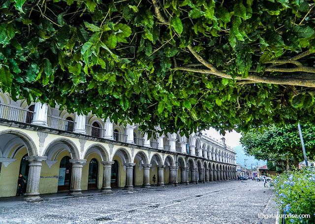 Palácio dos Capitães-Gerais de Antigua Gautemala