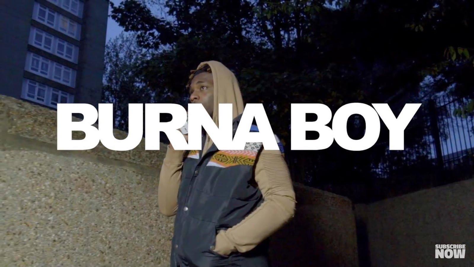 VIDEO : Burna Boy – Mandem Anthem - iLiteTV || Cyprus