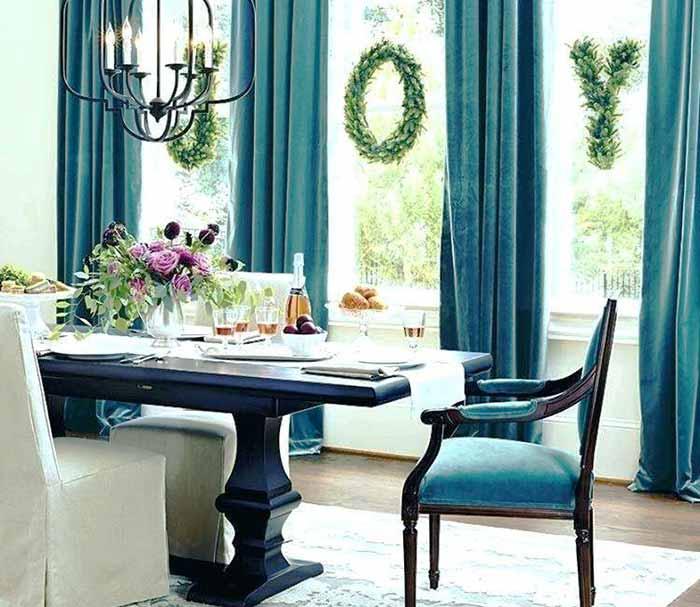 Rèm cửa phòng ăn: Ý tưởng và mẫu rèm tuyệt đẹp