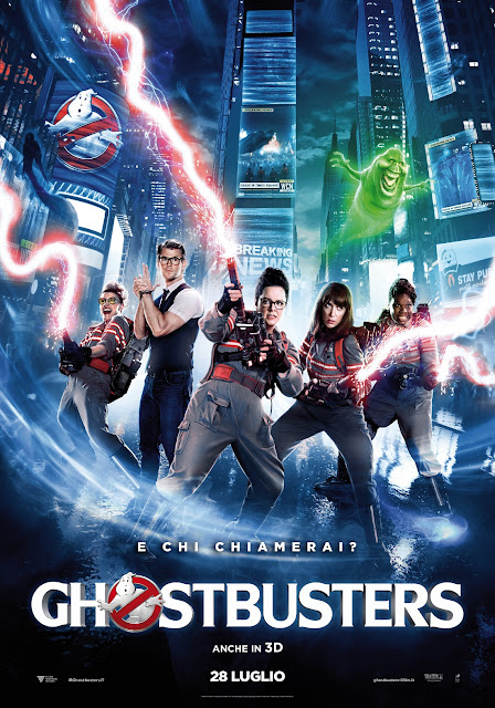 Ghostbusters nuovo film reboot recensione