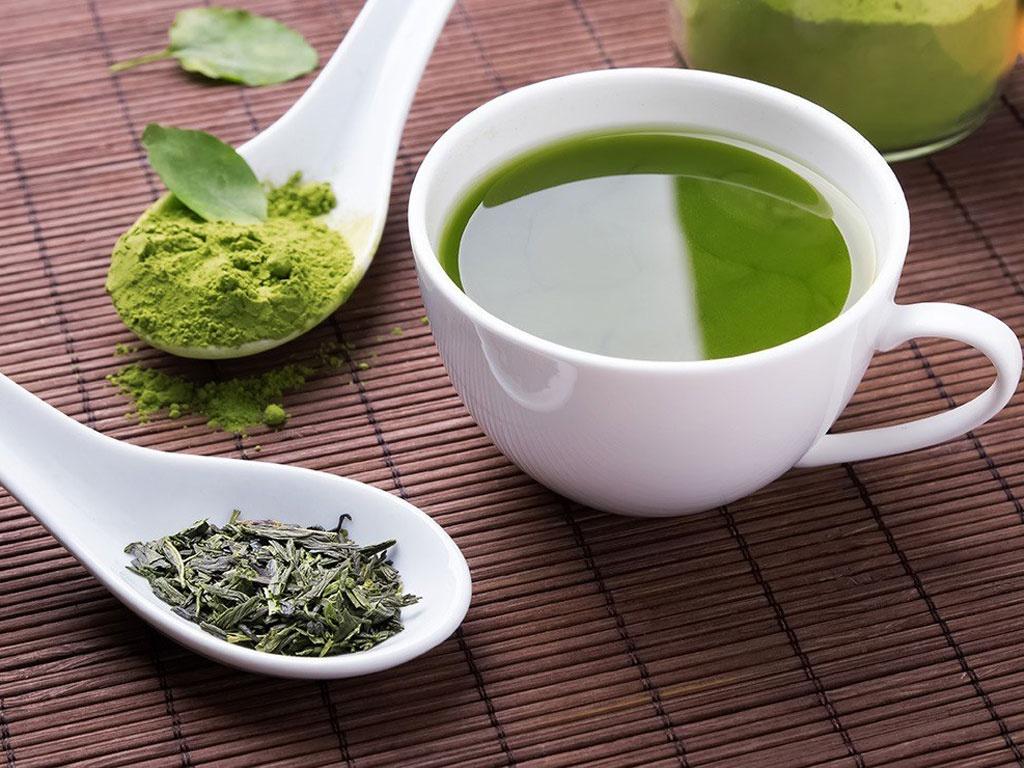 Những lợi ích tuyệt vời của trà xanh đối với cơ thể