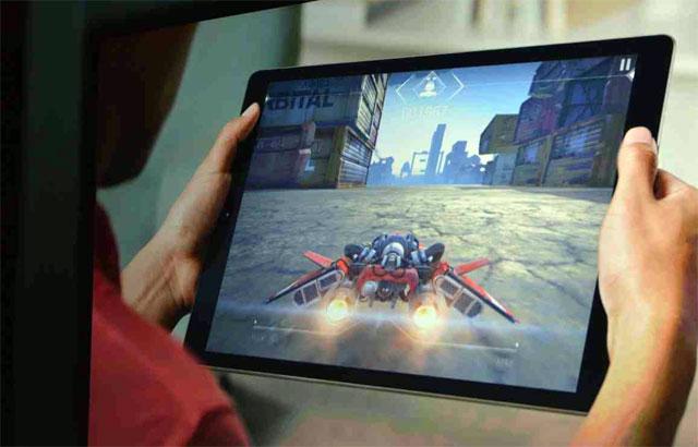 iPad Pro game