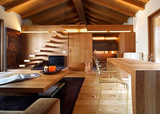 Дизайн небольших домов внутри фото
