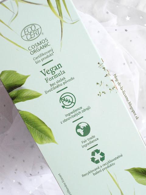 Garnier Bio Lemongrass kozmetická sada recenzia