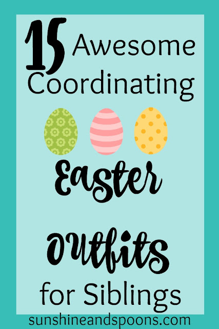 15 awesome coordinating Easter outfits for siblings