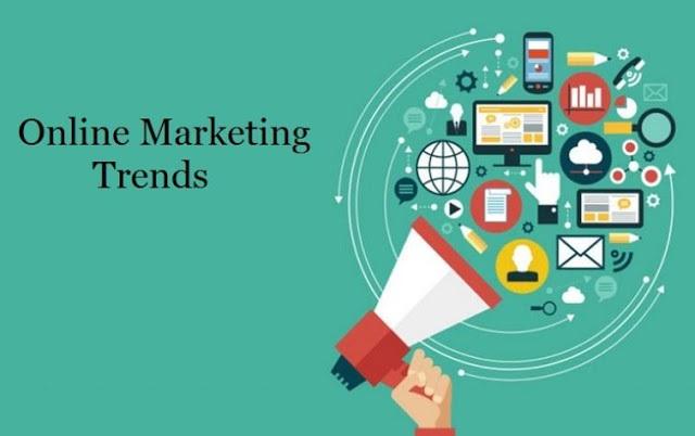 top new online marketing trends