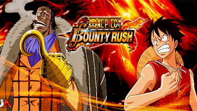 ONE PIECE Bounty Rush v24100 Apk MOD