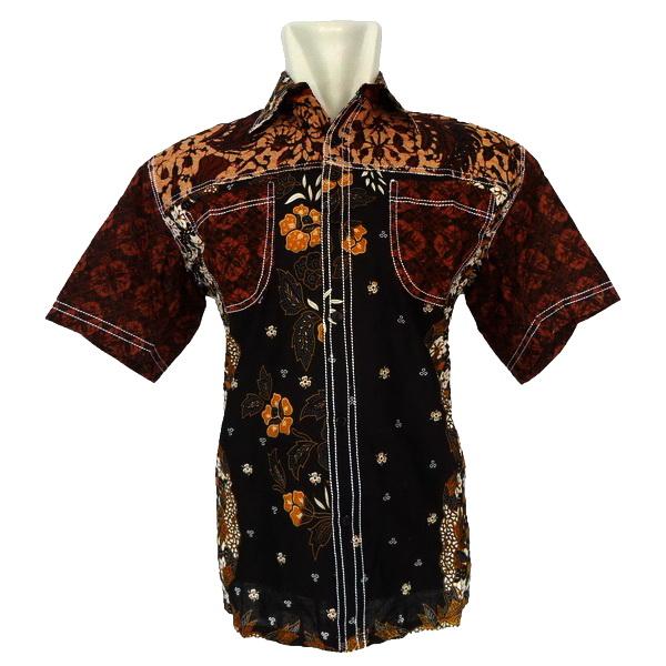 Model Terbaru Untuk Baju Batik Hem Artikel Indonesia Terbaik