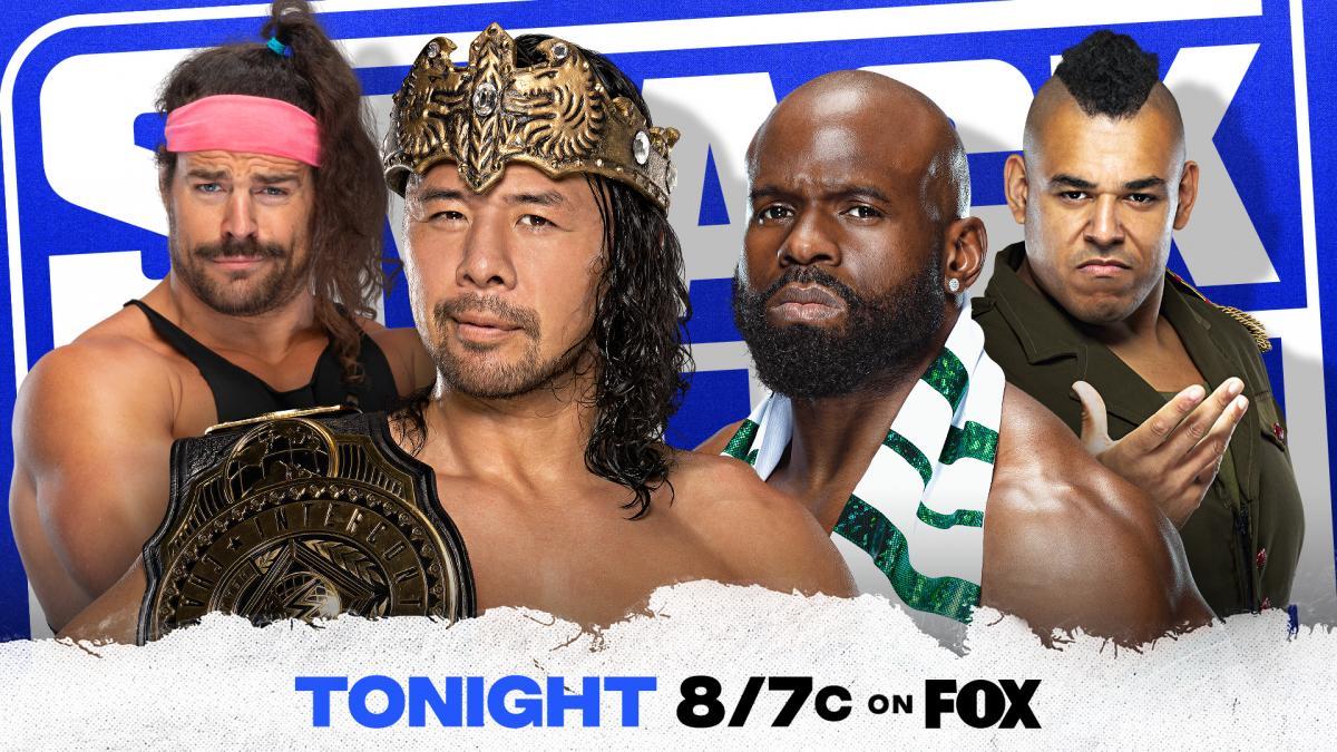 Cobertura: WWE Friday Night SmackDown (24/09/2021) – Quem é o rei?