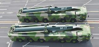 Rudal HGV DF-17