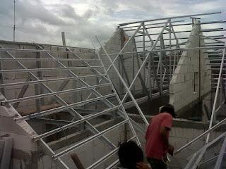 Rangka Atap Galvalum,Rangka Atap Baja Ringan,Jual Galvalum,Jual Rangka Atap galvalum
