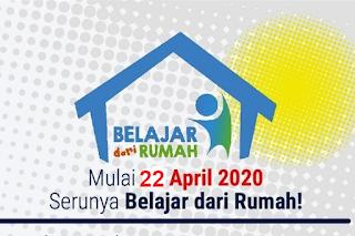 KUNCI JAWABAN BELAJAR DARI RUMAH DI TVRI  KELAS 1-3 SD EDISI RABU 22 APRIL  2020