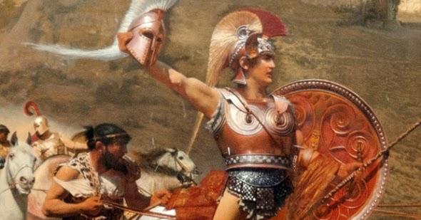 Descrizione: Achille - Riassunto • Scuolissima.com
