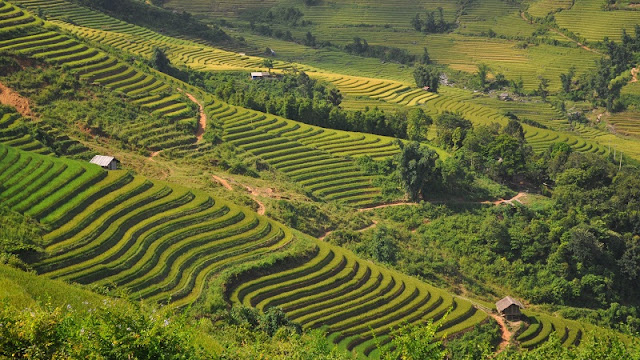 5 places you can not ignore to get the beautiful pictures in Sapa 1