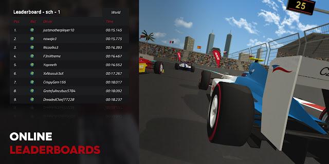 RACE: Formula nations-Fredain.com