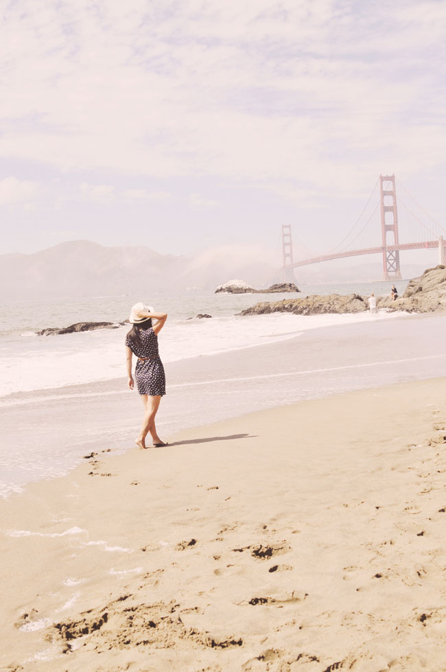 free things to do in San Francisco baker beach