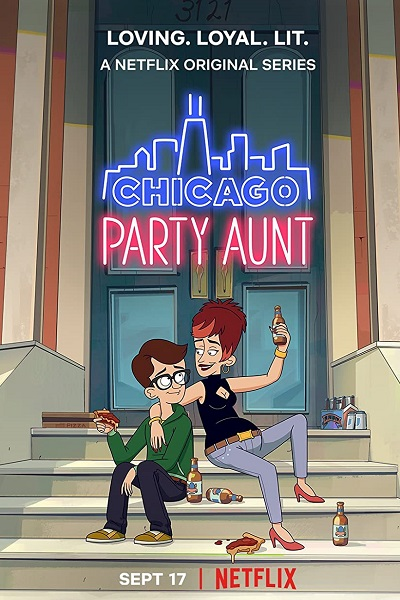 Download Chicago Party Aunt (2021) S01 Dual Audio [Hindi+English] 720p + 1080p WEB-DL ESubs