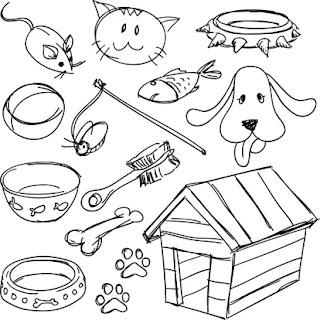 Peralatan Aksesoris Perlengkapan Hewan Peliharaan (Pets Equipment Accessories)