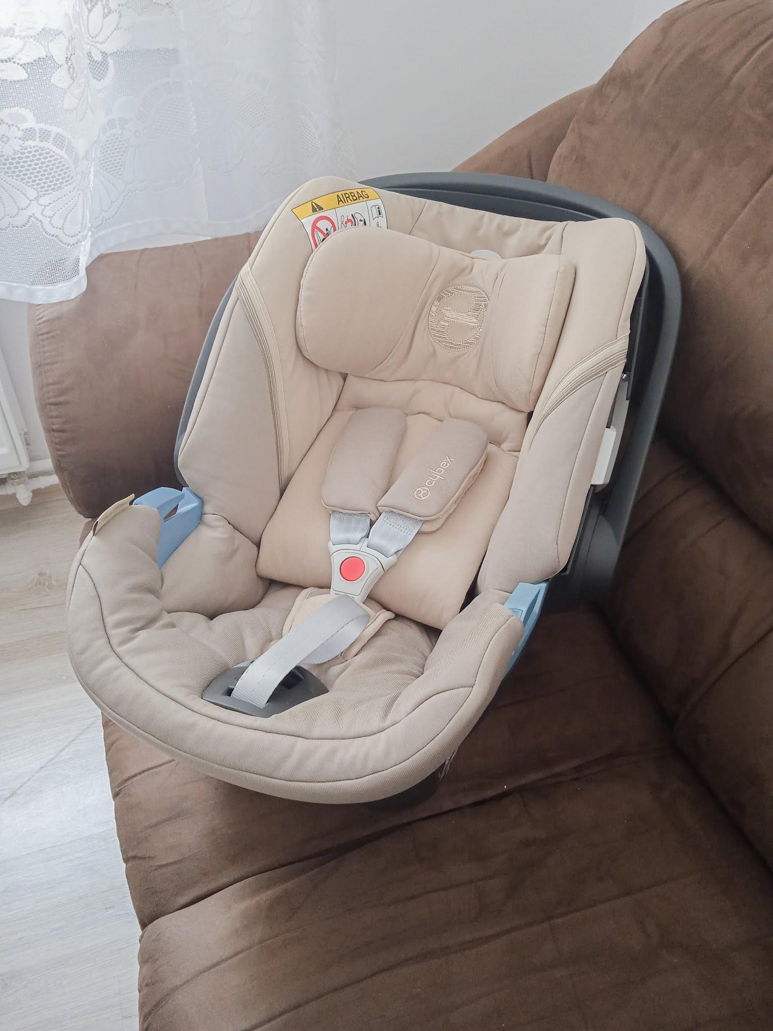 dobry i tani fotelik dla noworodka