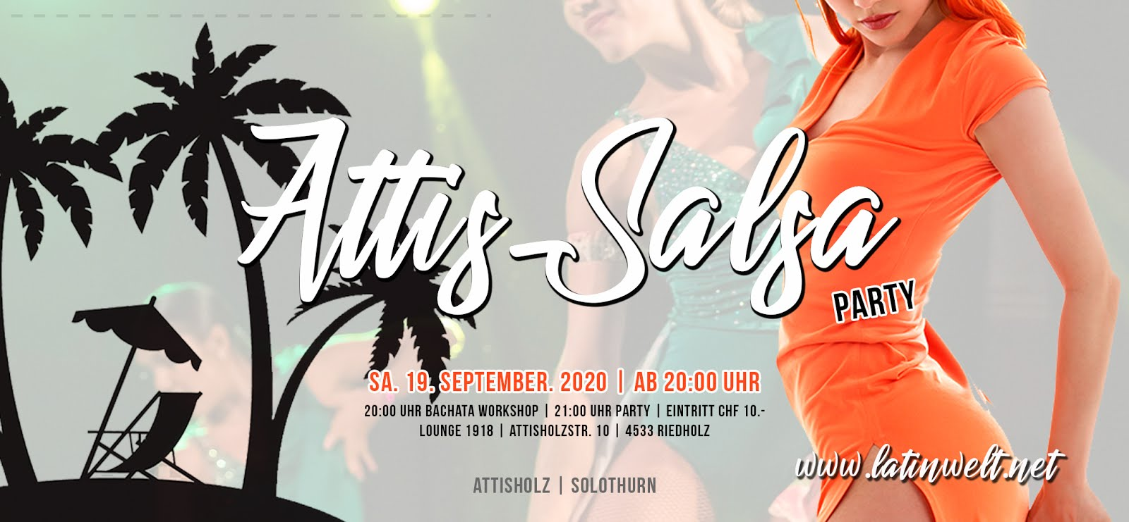 Attis Salsa Party