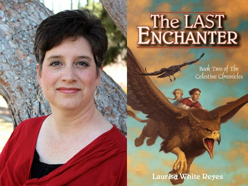 Laurisa White Reyes, author of The Last Enchanter