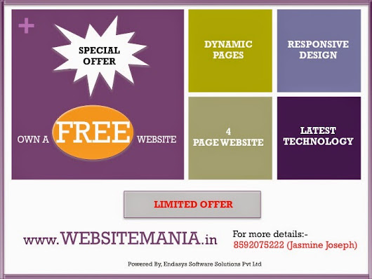 Free Dynamic Website
