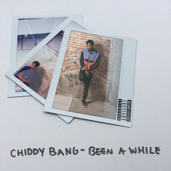 Chiddy Bang - Been a While - Single Cover