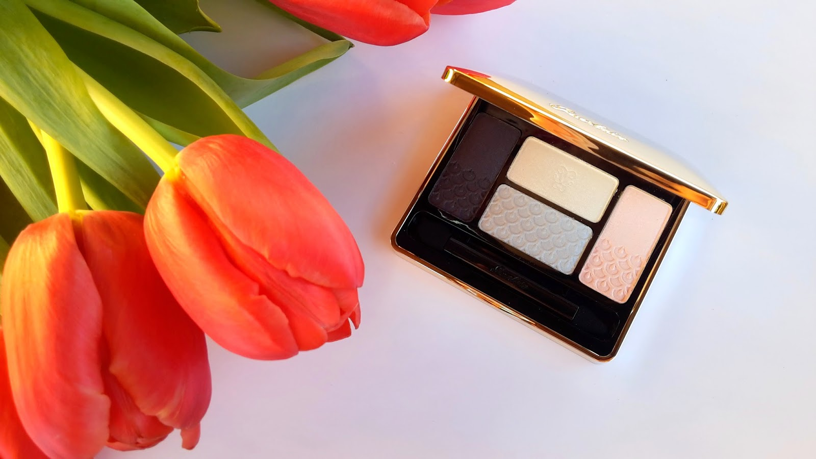 guerlain make up 2015, guerlain spring collection 2015, guerlain make up primavera 2015 collezione, guerlain spring 2015 collection les tendres, guerlain ecrin 4 couleurs eyeshadow palette