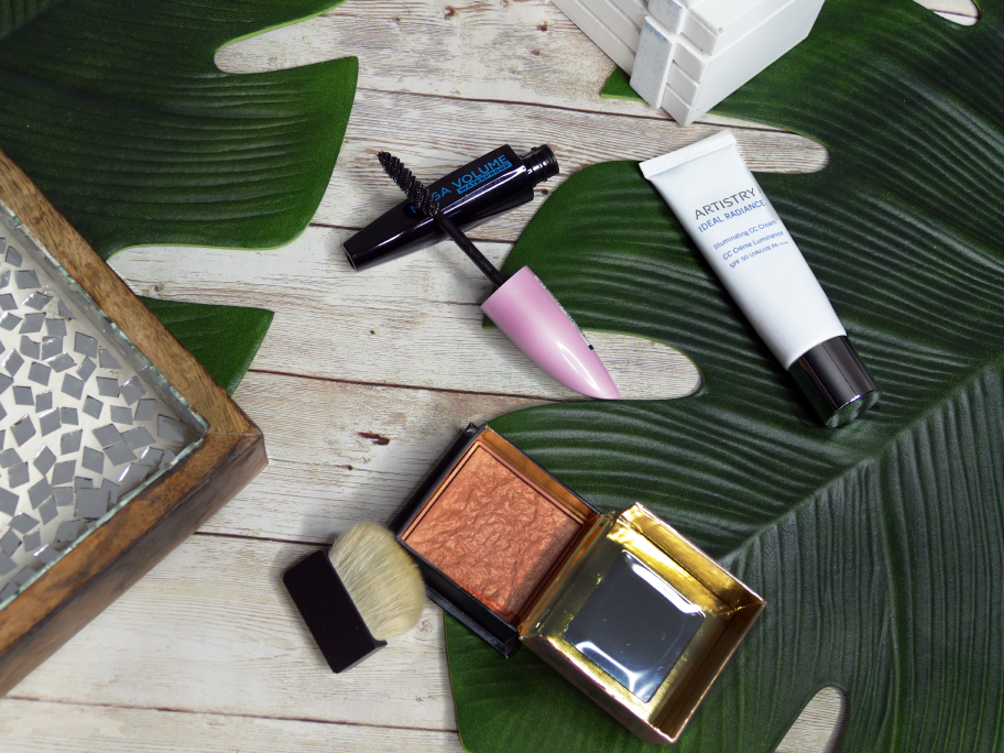 Meine 3 liebsten Urlaubs Make-up Essentials