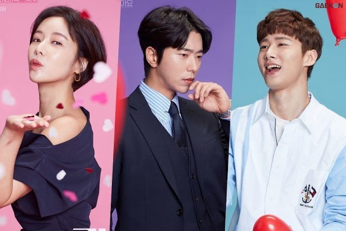 Drama Korea To All The Guys Who Loves Me Episode 19 - 20 Subtitle Indonesia