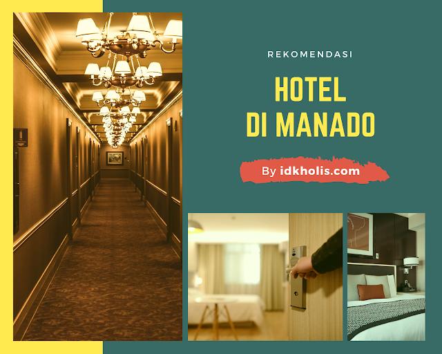 Daftar hotel di Manado dekat dengan bandara