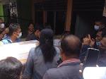 Jenazah Fery Simanjuntak Korban Penembakan Bripka CS Tiba di Medan, Keluarga Histeris