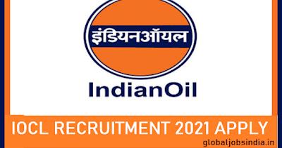 IOCL Apprentice Recruitment 2021