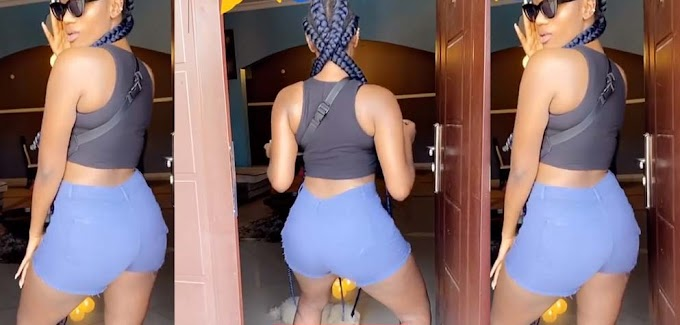 Wendy Shay Shows Her Real Bortors In A New Video (Watch)