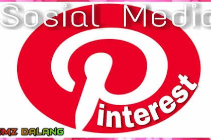 Cara Menggunakan dan Membuat Akun Pinterest