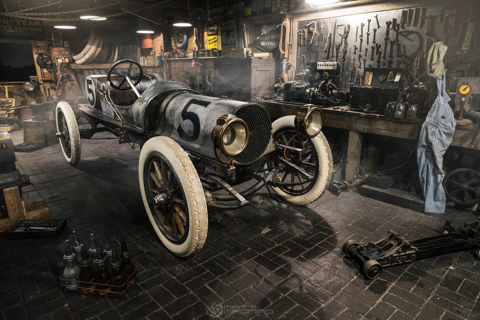 Just A Car Guy: 1910 Franklin D Race Car, LA to Phoenix (Desert ...