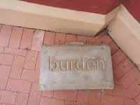 Goulburn Public Art   'Burden & Memories' by Will Coles