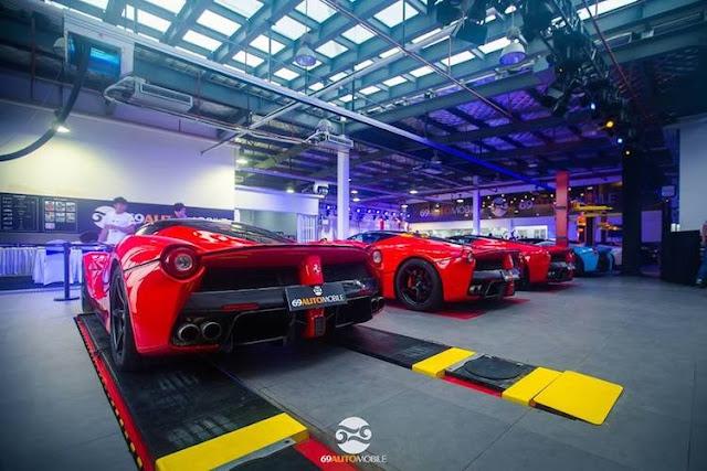 """Đại gia Trung Quốc """"trưng hàng"""" siêu xe khủng nhất TG"""
