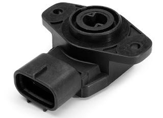 bentuk sensor TPS pada mobil