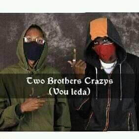 Two Brothers - Vou Le Dar (Rap)