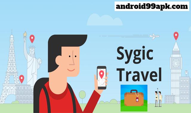 تطبيق الخرائط والتنقل Sygic Travel Full v5.11.3 كامل (بحجم 25 MB) للاندرويد