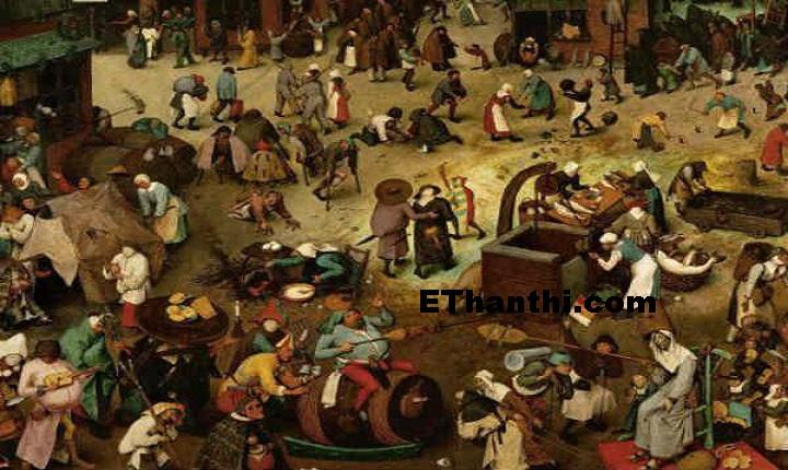 கிபி 250 - சைப்ரியன் பிளேக்