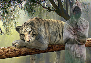 Cerita Mistis Hantu Nyata Penampakan Hantu Pocong Dan Penampakan Harimau Putih Di Keramat Cerita Mistis Misteri Penampakan Hantu Dan Harimau Putih Di Keramat Makam Ki Ageng Banjarsari