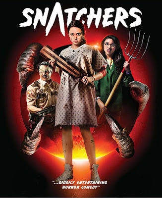 Snatchers 2019 DVD HD Dual Latino 5.1 + Sub FORZADOS