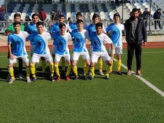 Bozovagücü U19 takımı