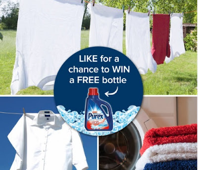 Purex February Life Can Be Messy Contest