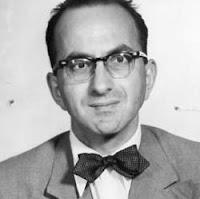 Emil Fackenheim, 1956