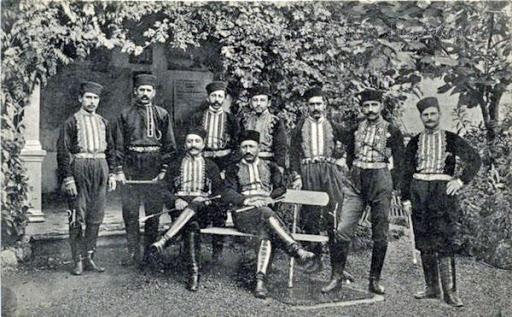 Крымскотатарские проводники